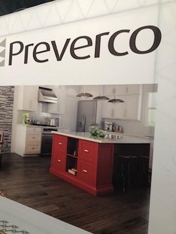 2018 Preverco display