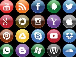 trade show apps for social media