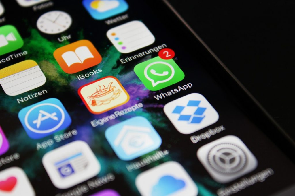 trade show apps for communication