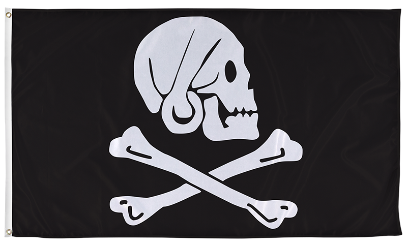 Famous Pirate Flags And Their Meanings - Vispronet