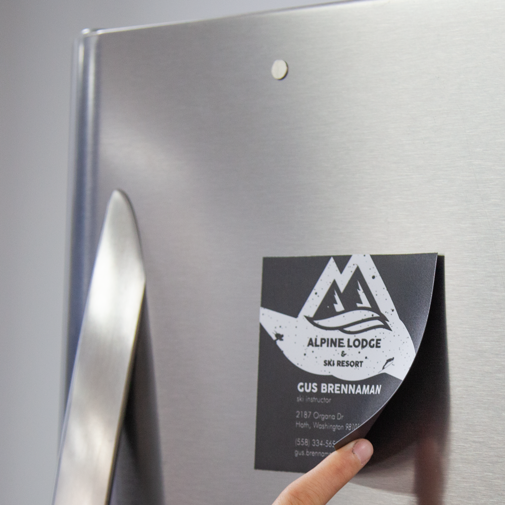 Tweet Tweet Home Magnetic Refrigerator Magnet New York Color