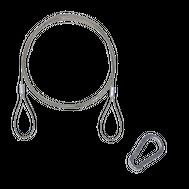 Hanging Kit 5.0' Steel Rope