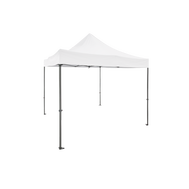 White Pop Up Tent Premium 13 x 13