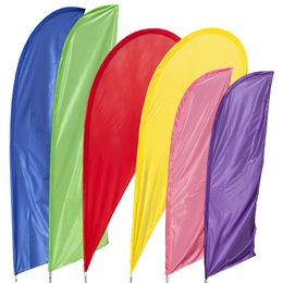 Blank Feather Flag Kit