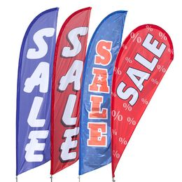 Sale Flags
