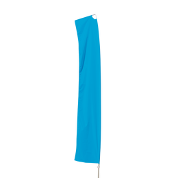 Solid Color Rectangular Flag with Arm Kit