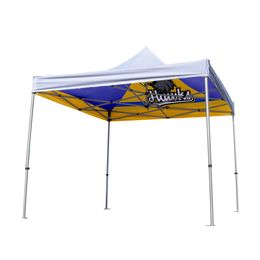 Custom Graphic Tent Liner