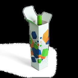 Wine Box with custom design