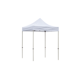 6.5x6.5 Basic White Tent (Optional Walls)