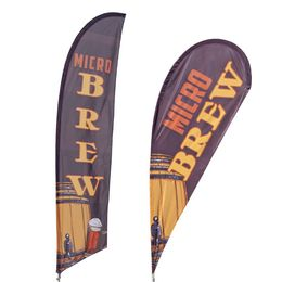 Microbrew Feather Flag Kit