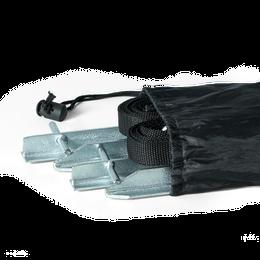 """Tent Stake Kit Premium 12"""""""