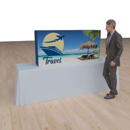 Pop Up Portable Booth 5.0ft x 2.5ft
