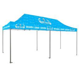 Pop Up Tent Premium 13x26