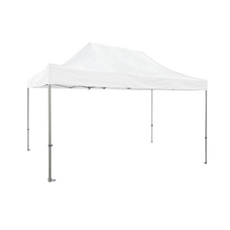 White Pop Up Tent Premium 13 x 20
