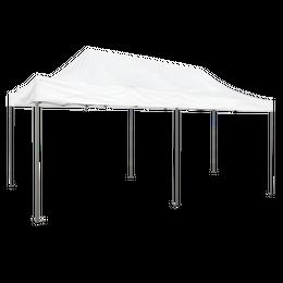 White Pop Up Tent Premium 13 x 26