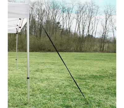 Secure your tent when in use with the Tent Stake Kit Premium 16""