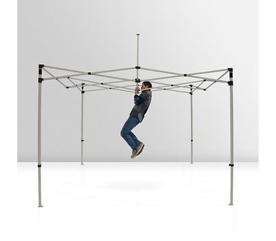 All of our tent frames are tested for durability.