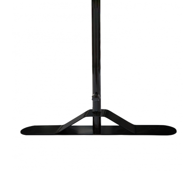 Frame features stable feet