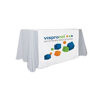 Table Runner available in logo or full printing options