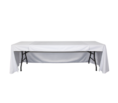 With Back or No Back table runner coverage options are available
