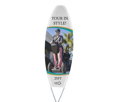 Surfer Flag Kit