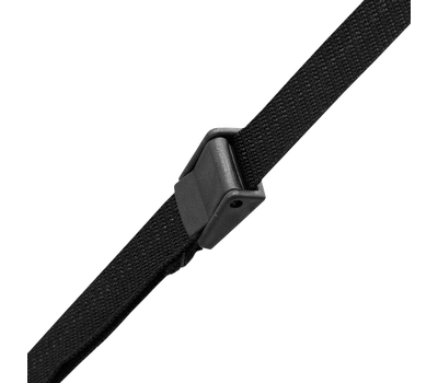 Tie-down features convenient clip to adjust the length within seconds
