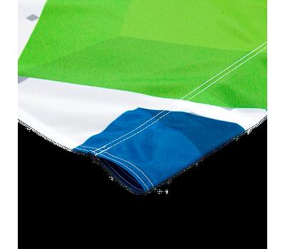 Custom Printed Event Flags Landscape