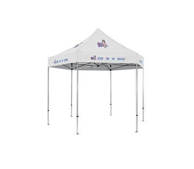 Pavilion Pop Up Tent Deluxe 13x13 w/ Logo Print