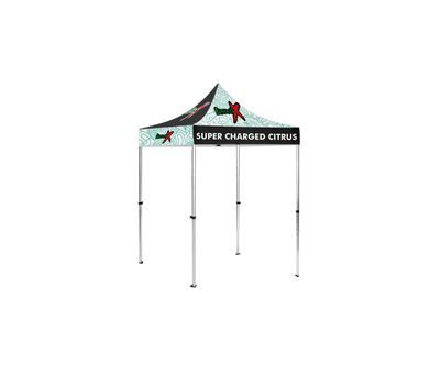 5x5 All Over Print Pop Up Tent