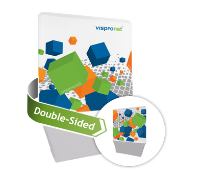 Choose between single-sided and double-sided prints