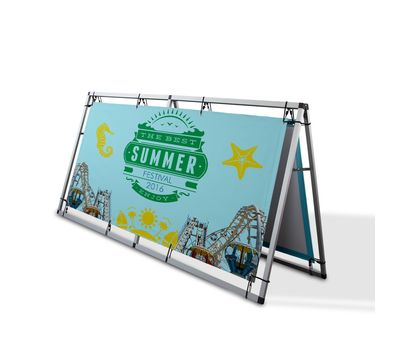 A Frame Billboard