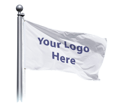 Custom Flags with Your Logo