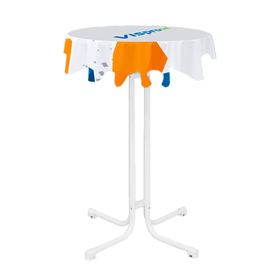 """Included table throw is available in 3 height options, including slight overhang (6"""")"""