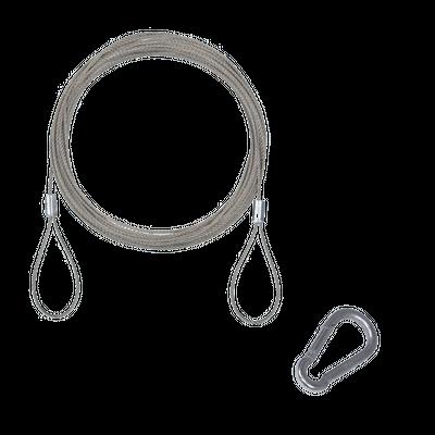 Hanging Kit 15.0' Steel Rope