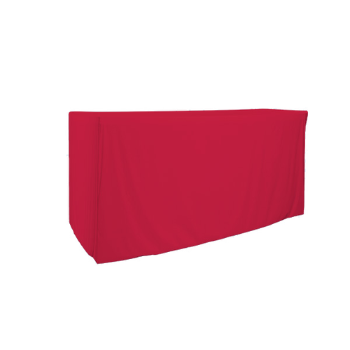 Red version of the throw