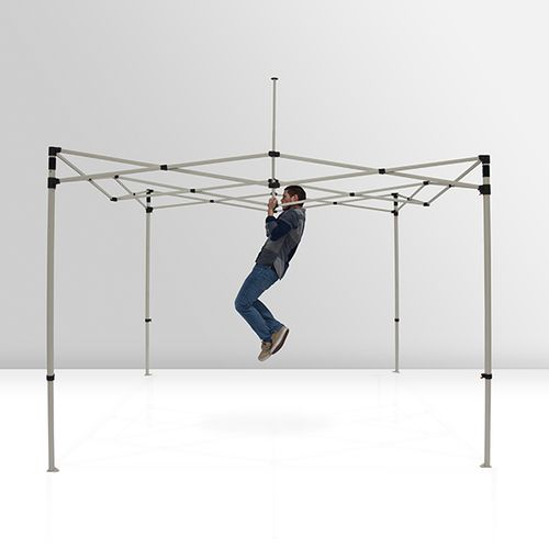 All of our tent frames are tested for durability