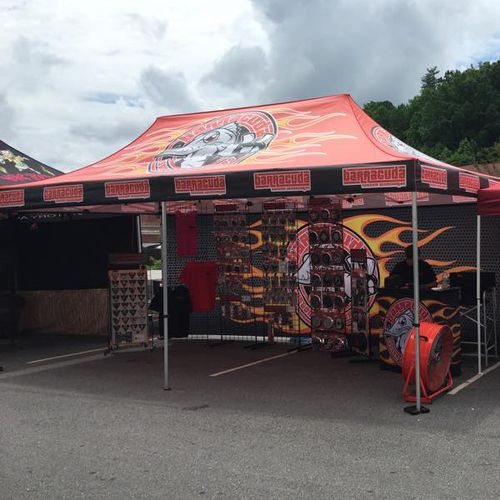 Draw customer attention to your business with our event tents