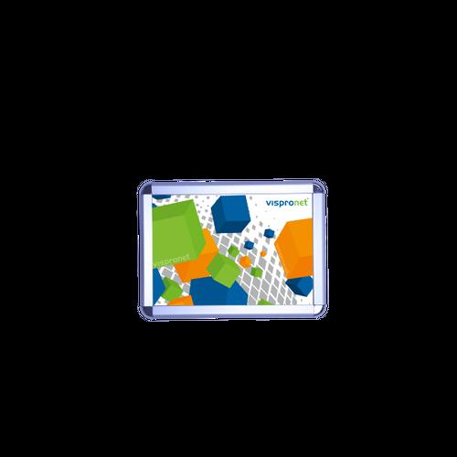 Snap Frame 11.7in x 16.5in shown in landscape format
