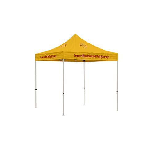 8.5x8.5 Logo Tent (Optional Walls)