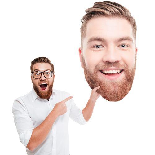 Big Head Cutouts