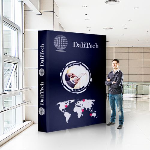Great for tradeshows, conferences, lobbies and more