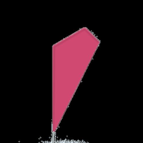 Solid Color Razor Flag Kit
